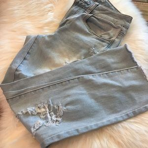Jeans size 2 American Eagle blue